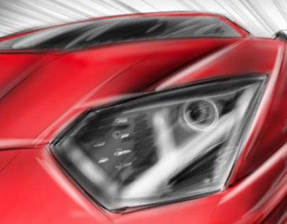 Lamborghini Aventador A:G