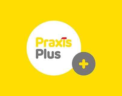 Praxis Plus logo