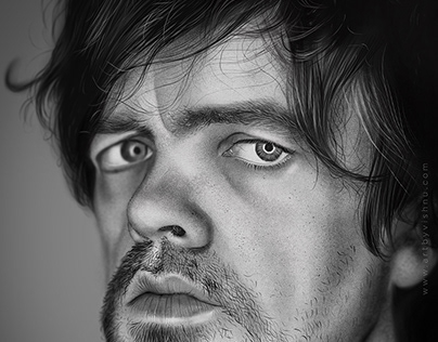 Peter Dinklage - Digital painting