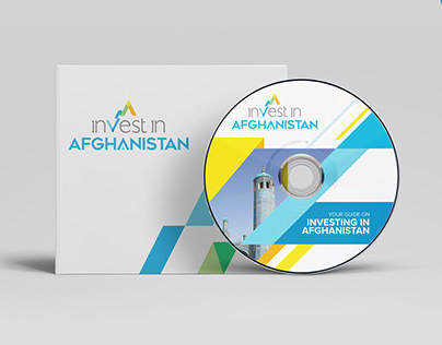 Invest in Afghanistan (IIA) 2021   Branding Campaign