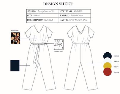 Tech Pack of a Jumpsuit - Beginner's