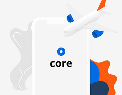 COREFLIGHTS — Mobile App