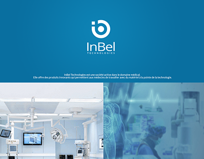 Logo design (Médical Equipment)