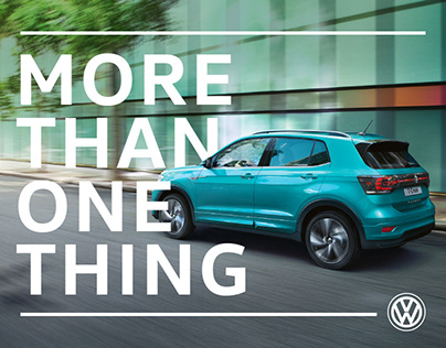 Volkswagen | Lancio T-Cross | Domination