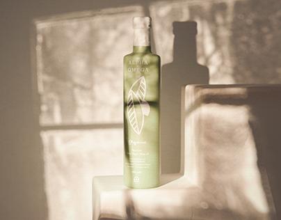 Alpha to Omega - Extra Virgin Olive Oil