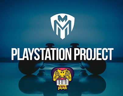 Logo + Branding Playstation project