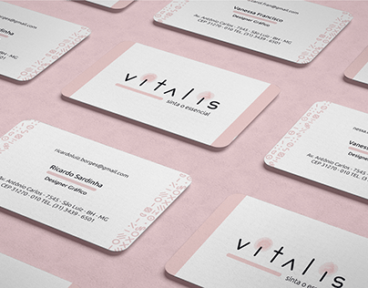 Manual de Identidade Visual | Vitalis