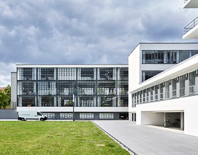 The Bauhaus Dessau