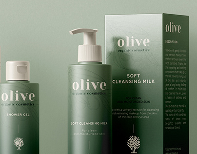 Olive Organic Cosmetics