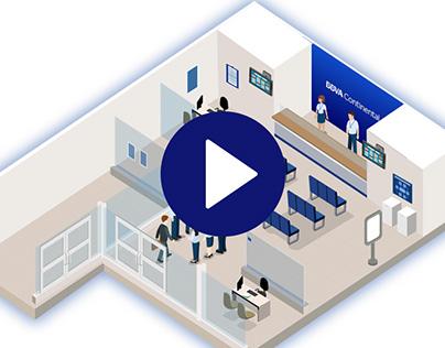 Video Protocolo de Bienvenida BBVA