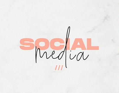 Social Media | Natalia Teixeira