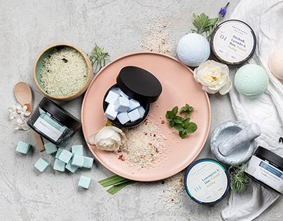 Sheananda   Branding, Packaging & Web