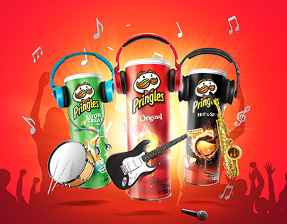 Pringles POP PLAY WIN