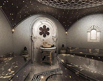 Hamam | design turkish bath