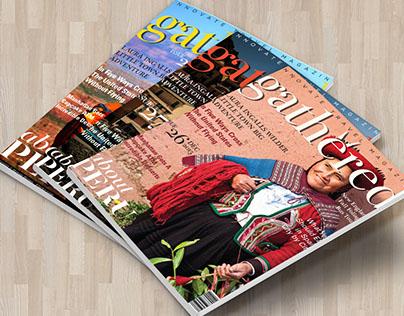 GATHERED (Tour Magazine)