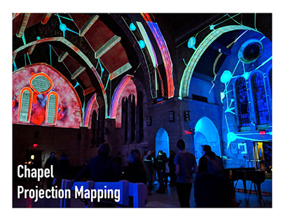 Chapel Projection Mapping