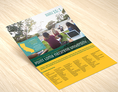 Spanish PLNU Flyer