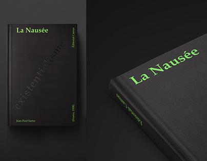 La Nausee Book
