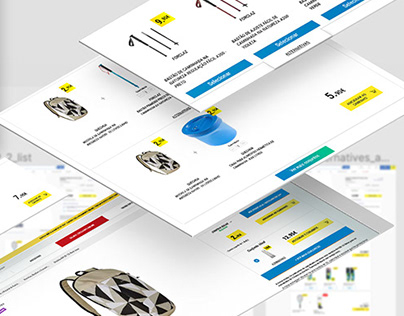 SWOGO - UI/UX Projects & Approach