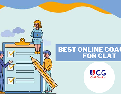 Best Online Coaching For CLAT 2022/23