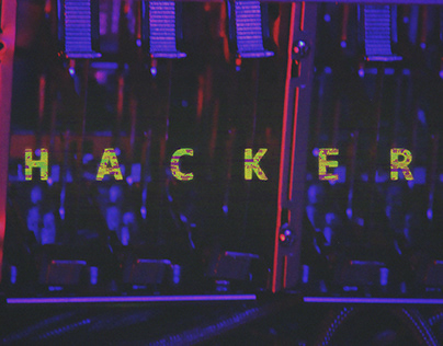 Hacker // Opening Titles