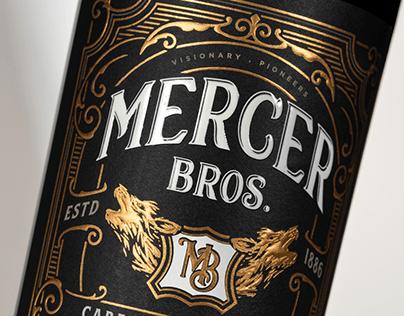 Mercer Bros. Packaging Redesign
