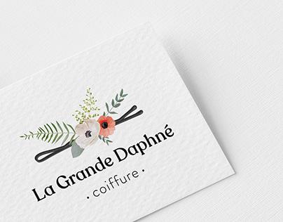 Logotype La Grande Daphné