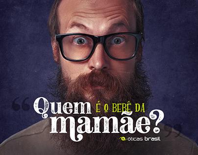 DIA DAS MÃES - ÓTICAS BRASIL