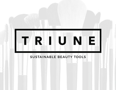 TRIUNE Sustainable Beauty Tools