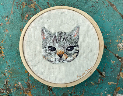 Mish/ Embroidery
