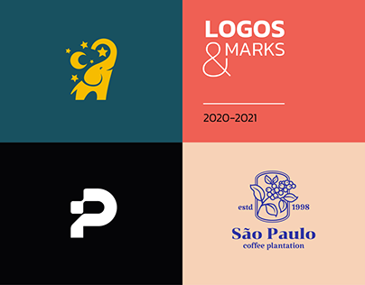 Logos and marks 2020-2021