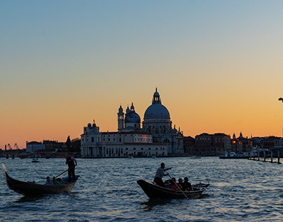 Gleams of Venice