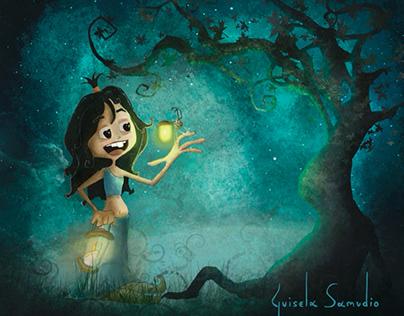 Mariam y la luciérnaga