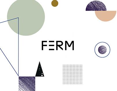 FERM Living Re-Brand