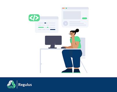 Regulus Web