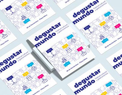 Feria Degustar, Diseño Institucional