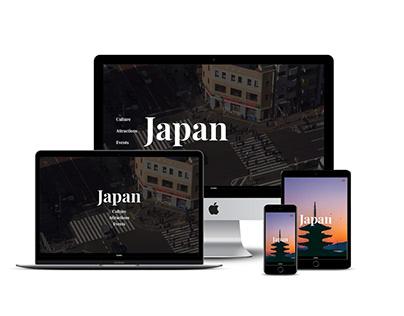 Japan Web Development Project