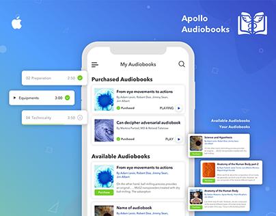 Apollo Audiobook