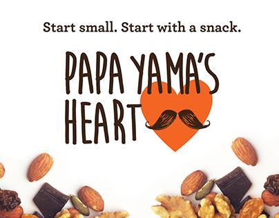 Papa Yama's Heart