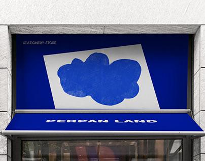 PERPAN LAND BX/ 퍼팬랜드 브랜딩
