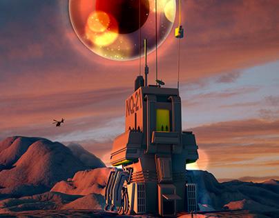 Sphere Machine