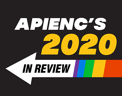 APIENC's 2020 in Review: Graphics