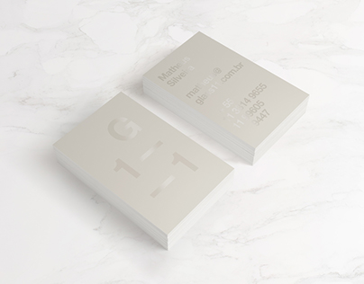 Glass Onze / Brand Identity