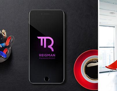 Reigman Management - Logo Presentatie