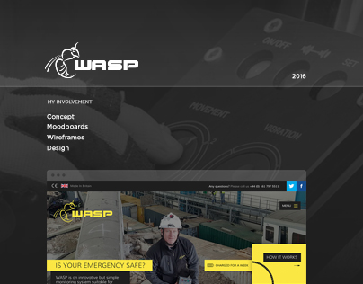 WASP - Website Design