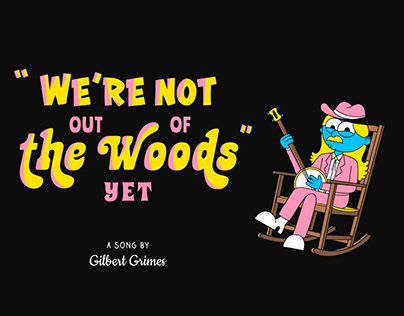 We're not out of the woods yet