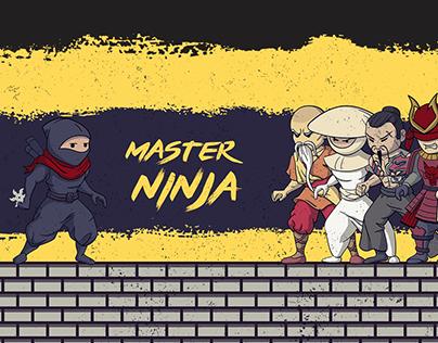 Master Ninja - Shuriken Puzzle