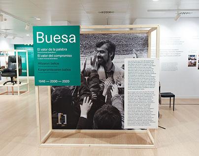BUESA - Exposición | Erakusketa | Exhibition