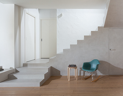Restyling stair