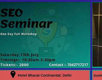One Day Workshop about SEO